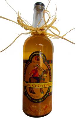 SPECIAL!! Agua Chiltepin - Case of 12