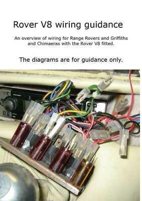 RV8 Wiring Guidance