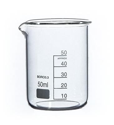 50ml Glass Beaker.