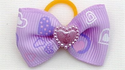 Heart Bows