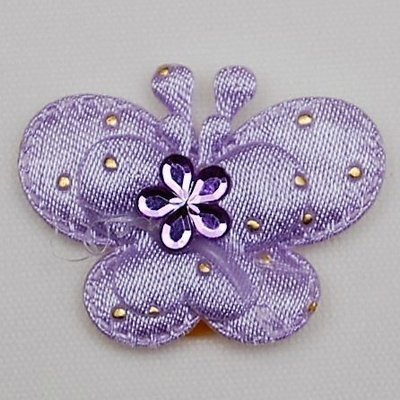 Butterfly Dog Bow