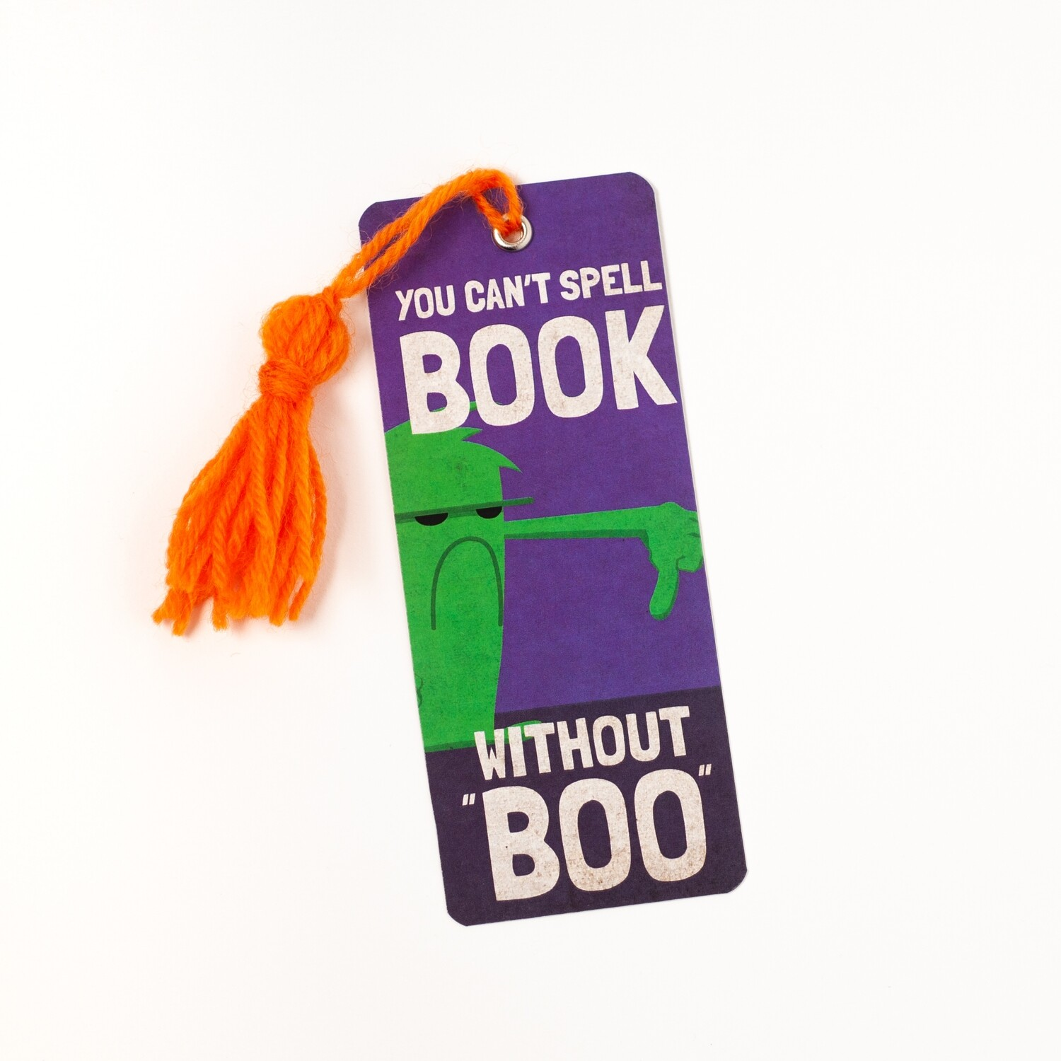 """Monster Bookmarks 04: """"BOO"""""""