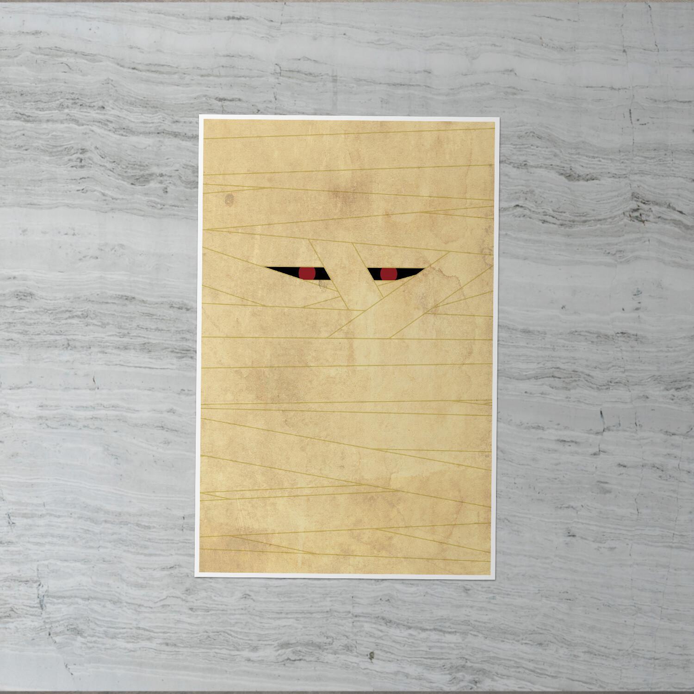 HW - 5x7 - 06 - Mummy