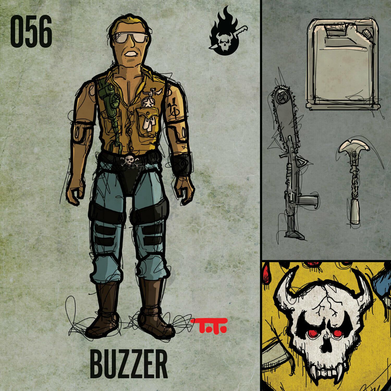 G365 SQ-056 BUZZER