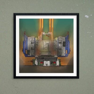 GIJOE365 ART PRINT -