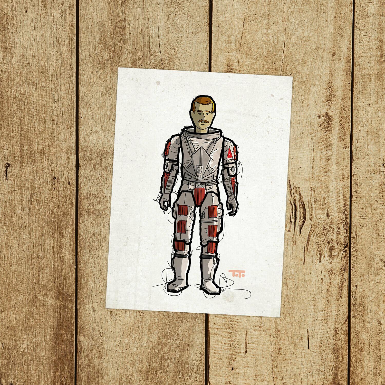 """GIJOE365 132: """"Payload"""" prints"""
