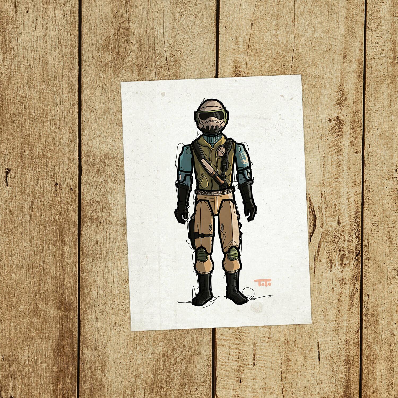 """GIJOE365 151: """"Steel Brigade"""" prints"""