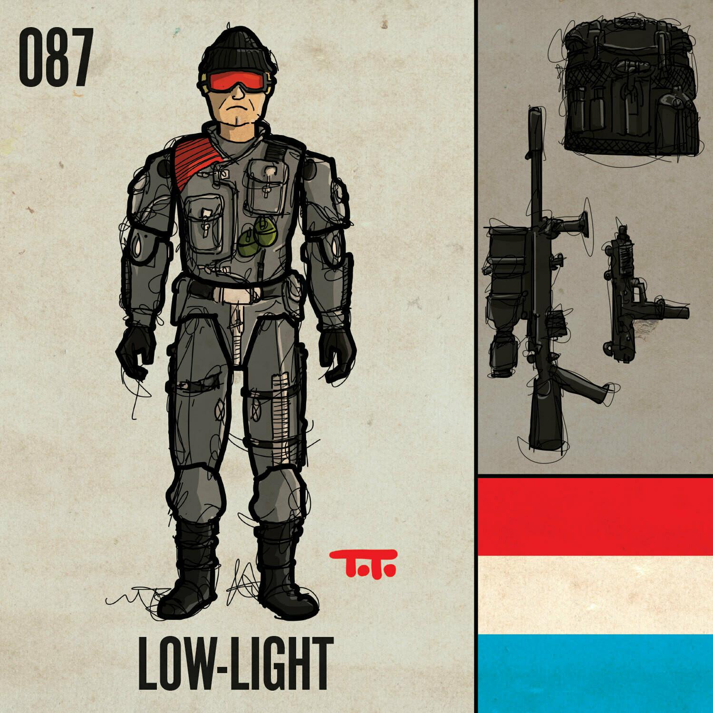 G365 SQ-087 LOW-LIGHT