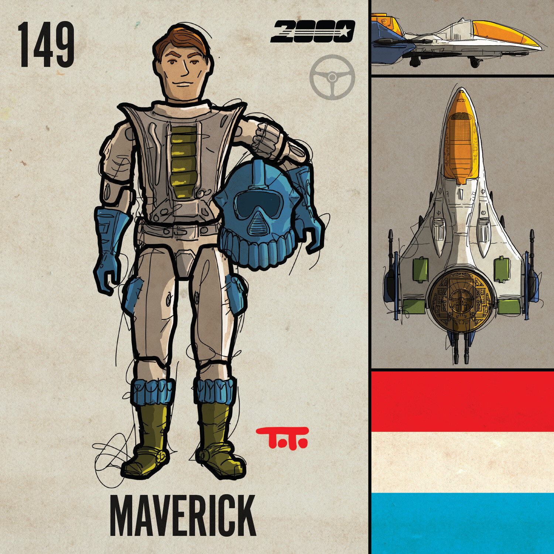 G365 SQ-149  MAVERICK