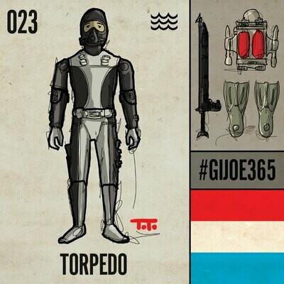 G365 SQ-023 TORPEDO