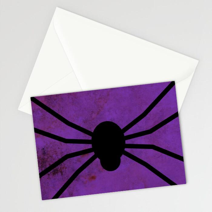 HW - CARD - 12 - Spider