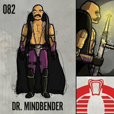 G365 SQ-082 DR. MINDBENDER