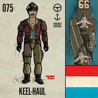 G365 SQ-075 KEEL-HAUL