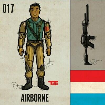 G365 SQ-017 AIRBORNE