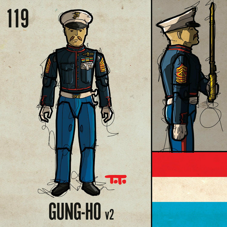 G365 SQ-119 GUNG-HO v2
