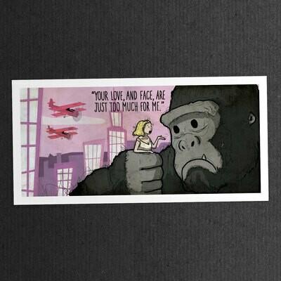 DID Comic - VD - King Kong