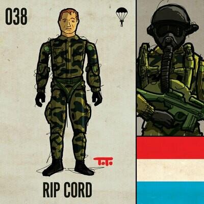 G365 SQ-038 RIP CORD