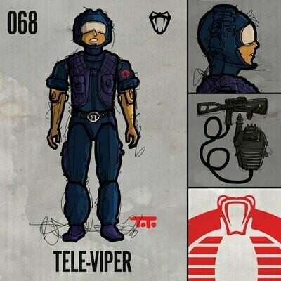 G365 SQ-068 TELE-VIPER
