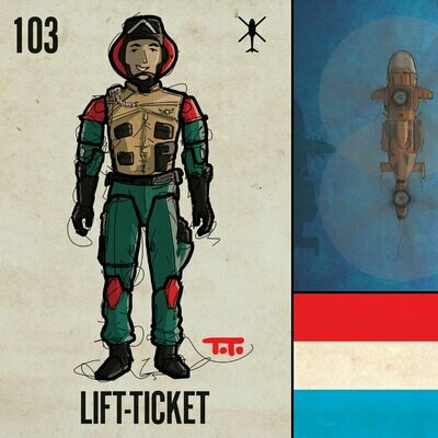 G365 SQ-103 LIFT-TICKET