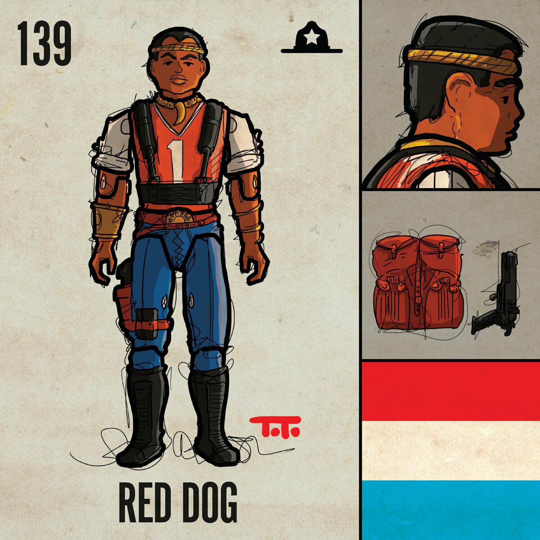 G365 SQ-139 RED DOG