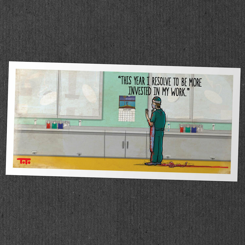 DID Comic - NY - Surgeon