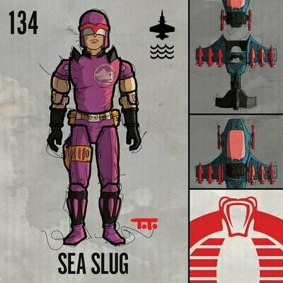 G365 SQ-134 SEA SLUG
