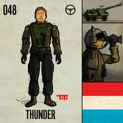 G365 SQ-048 THUNDER