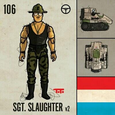 G365 SQ-106 SGT. SLAUGHTER v2