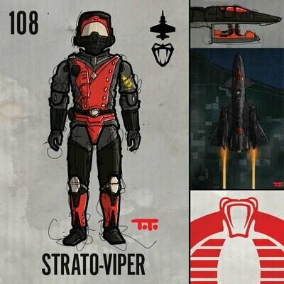 G365 SQ-108 STRATO-VIPER