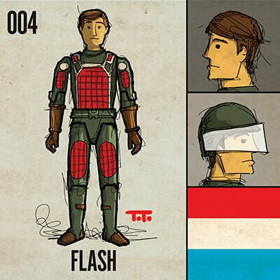 G365 SQ-004 FLASH