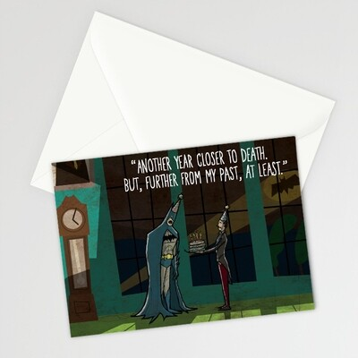 DID - CARD - Batman