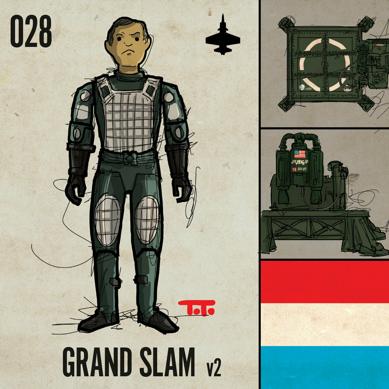 G365 SQ-028 GRAND SLAM v2