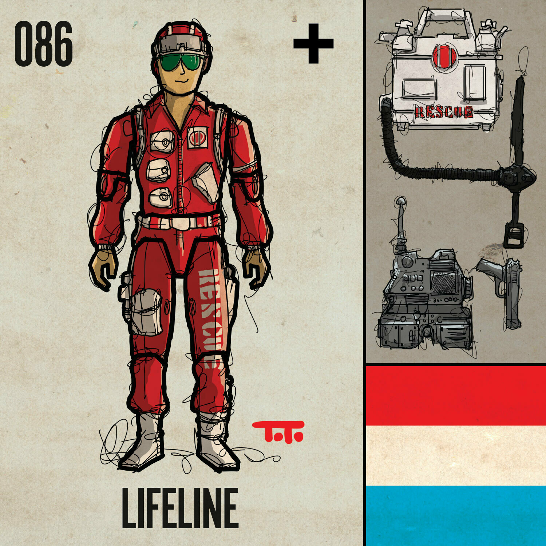 G365 SQ-086 LIFELINE