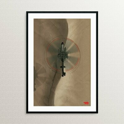 GIJOE365 POSTER - Dragonfly