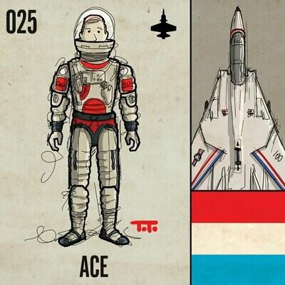 G365 SQ-025 ACE