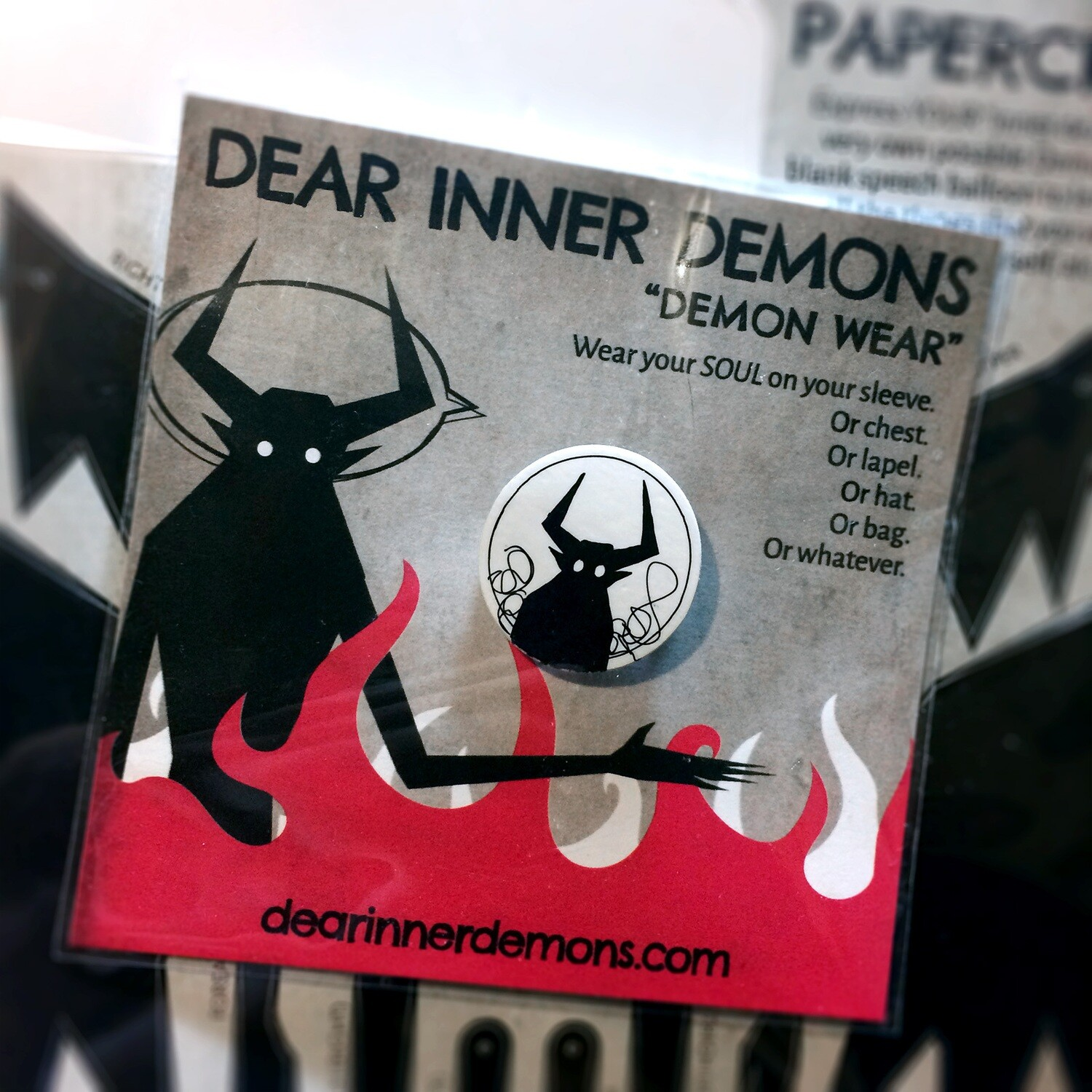 Demon Pins
