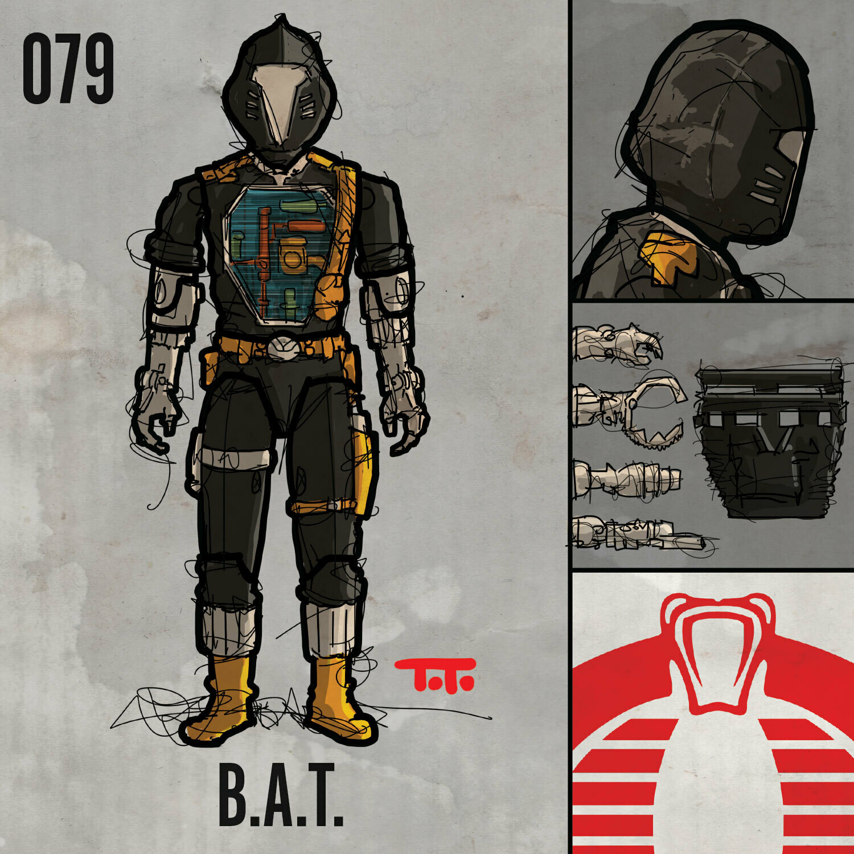 G365 SQ-079 B.A.T.