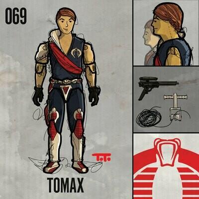 G365 SQ-069 TOMAX