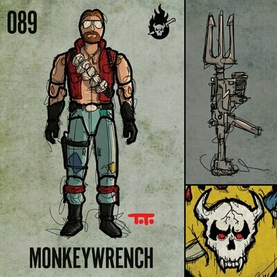 G365 SQ-089 MONKEYWRENCH