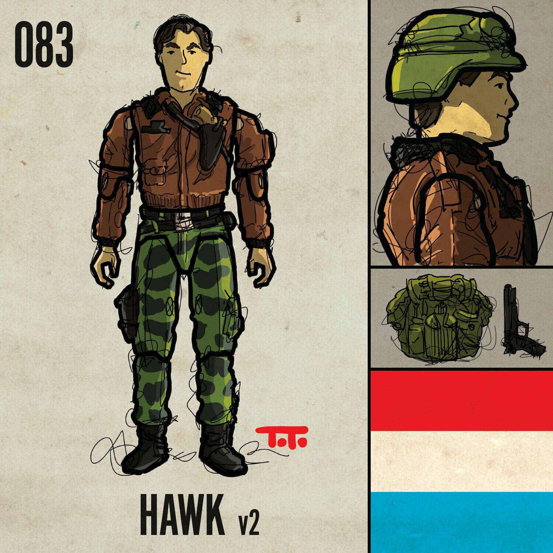 G365 SQ-083 HAWK v2