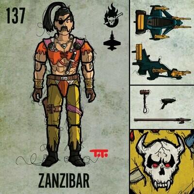 G365 SQ-137 ZANZIBAR