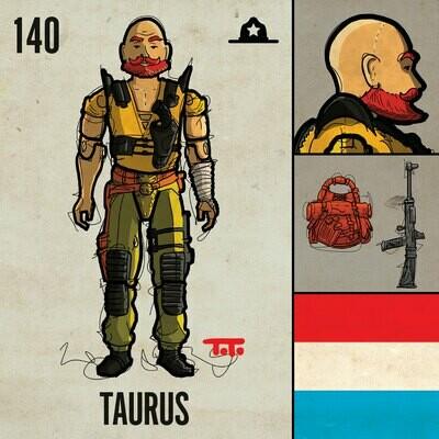 G365 SQ-140 TAURUS