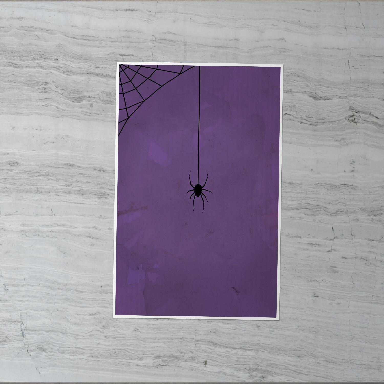 HW - 5x7 - 12 - Spider