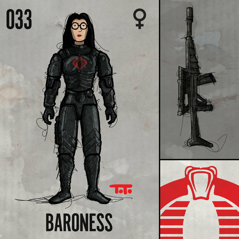 G365 SQ-033 BARONESS