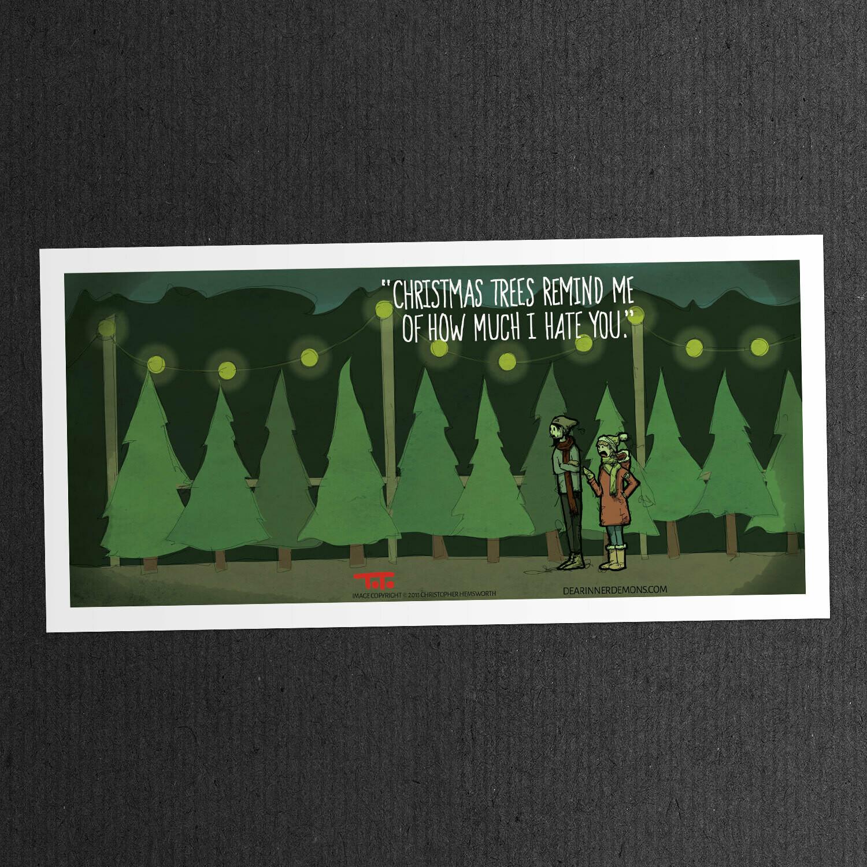 DID Comic - XM - Trees