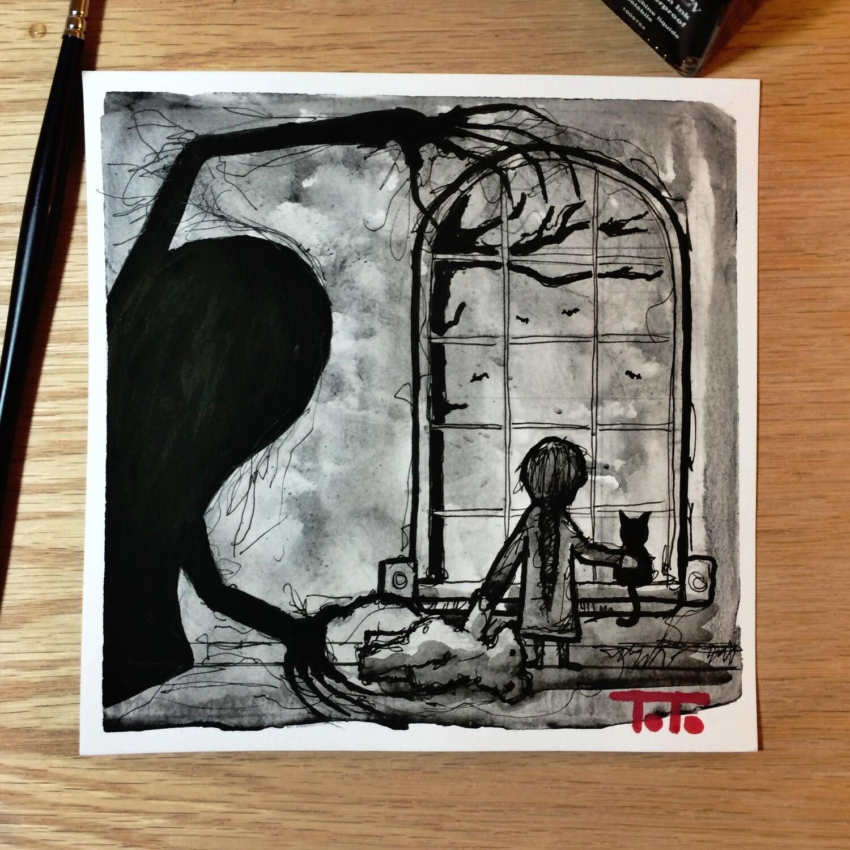 "POOR PERCEVAL - 03 - ""The Window"""