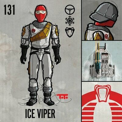 G365 SQ-131 ICE VIPER
