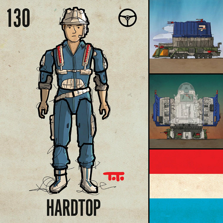 G365 SQ-130 HARDTOP