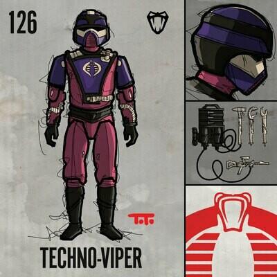 G365 SQ-126 TECHNO-VIPER