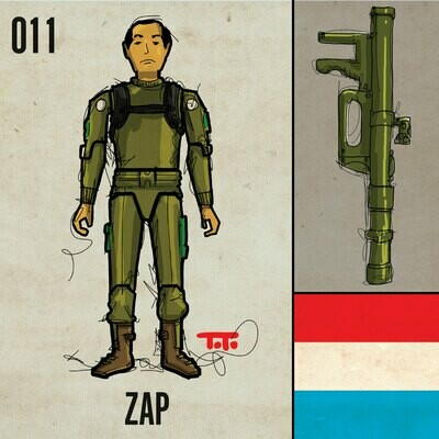 G365 SQ-011 ZAP